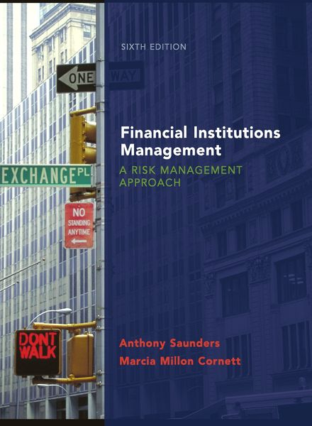 Financial Institutions Management: A Risk Management Approach free download