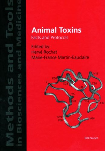 Animal Toxins: Facts and Protocols free download