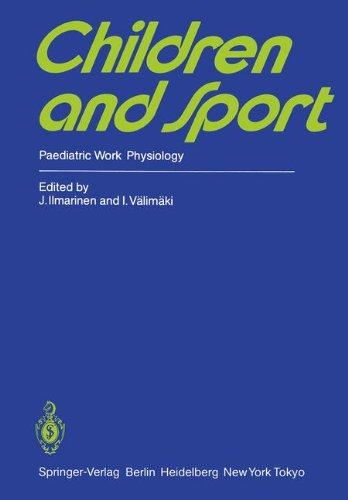 Children and Sport: Paediatric Work Physiology free download