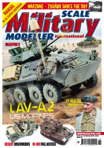 Scale Military Modeller International - March 2015 free download