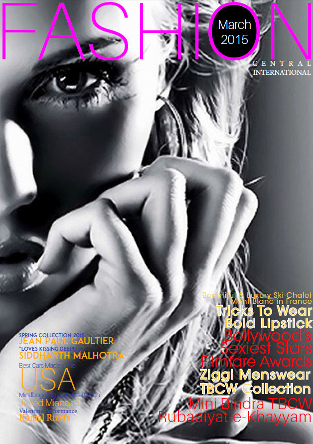 Fashion Central - March 2015 free download