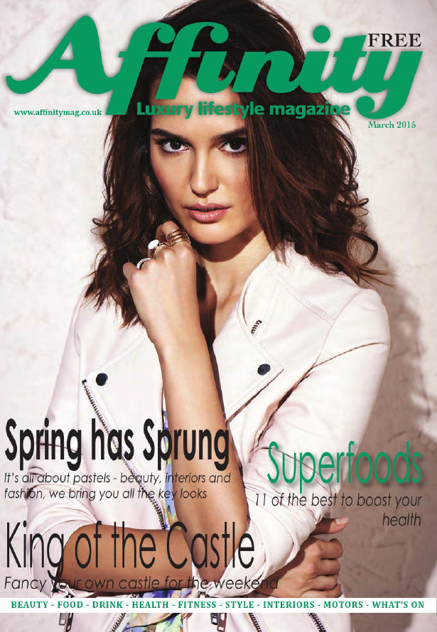 Affinity - March 2015 free download