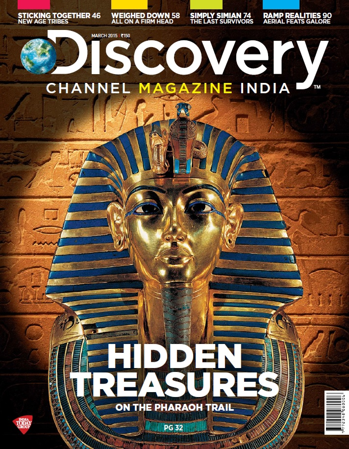 Discovery Channel Magazine India - March 2015 free download