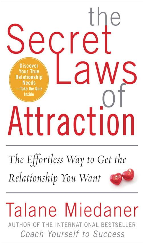 The Secret Laws of Attraction: The Effortless Way to Get the Relationship You Want free download