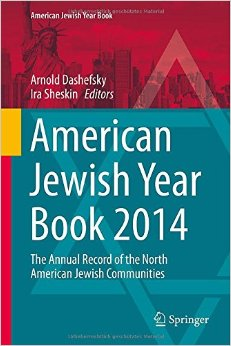 American Jewish Year Book 2014: The Annual Record of the North American Jewish Communities free download