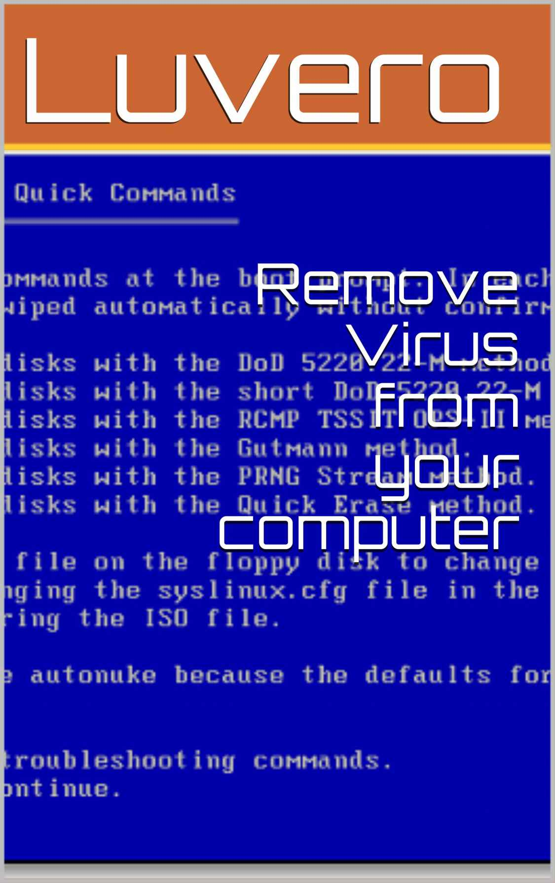 Remove Virus from your computer free download