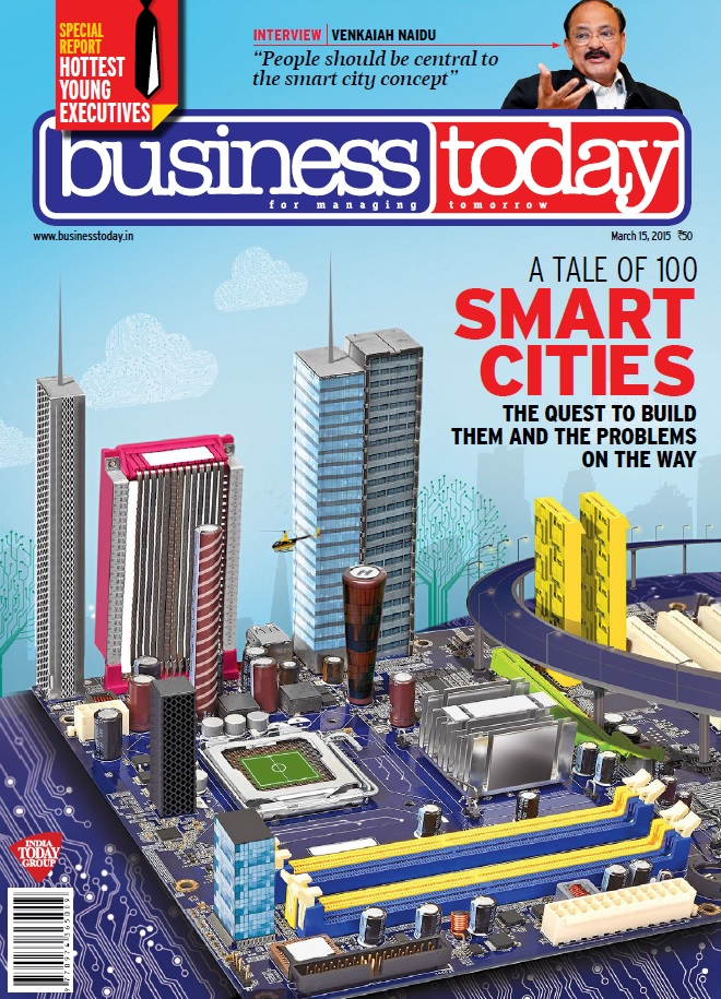 Business Today India - 15 March 2015 free download