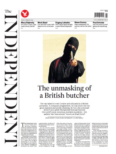 The Independent February 27 2015 free download
