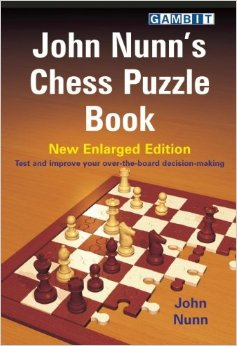 John Nunn's Chess Puzzle Book: New Enlarged Edition free download