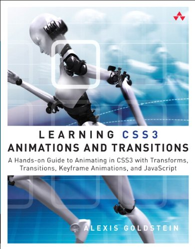 Learning CSS3 Animations & Transitions: A Hands-on Guide to Animating in CSS3 with Transforms, Transitions, Keyframes free download