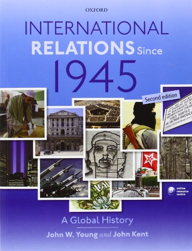 International Relations Since 1945, 2 edition free download