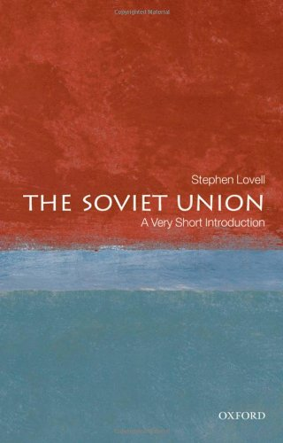 The Soviet Union: A Very Short Introduction free download