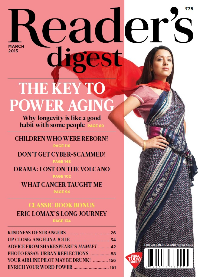 Reader's Digest India - March 2015 free download