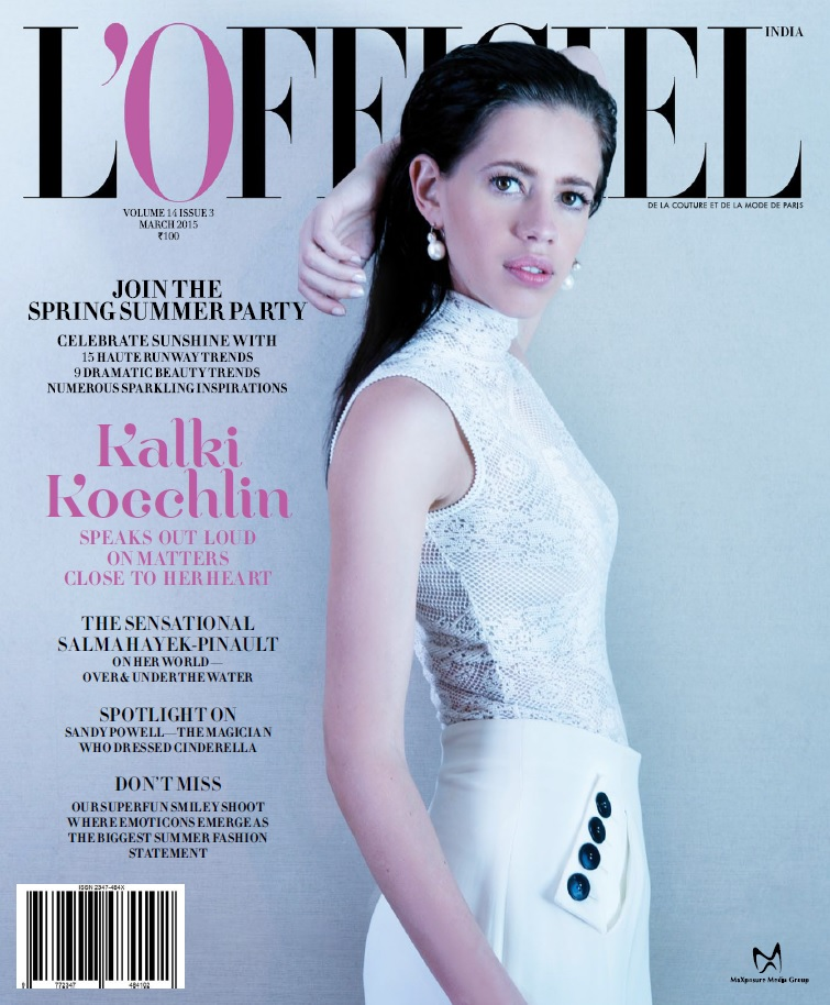 L'Officiel India - March 2015 free download