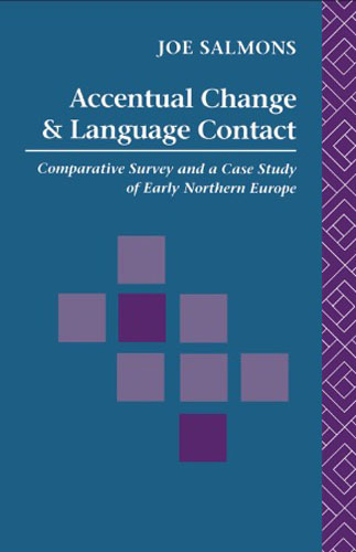 Accentual Change and Language Contact: A Comparative Survey and a Case Study of Northern Europe free download