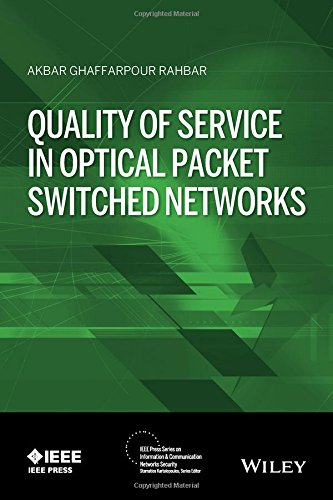 Quality of Service in Optical Packet Switched Networks free download