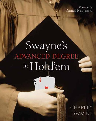 Swayne's Advanced Degree in Hold'em free download