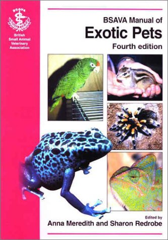 BSAVA Manual of Exotic Pets, 4th Edition free download