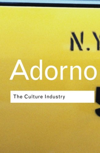 The Culture Industry: Selected Essays on Mass Culture free download