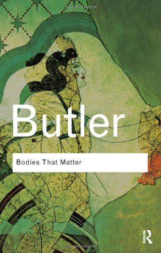 Society and Culture Bundle RC: Bodies That Matter: On the discursive limits of free download