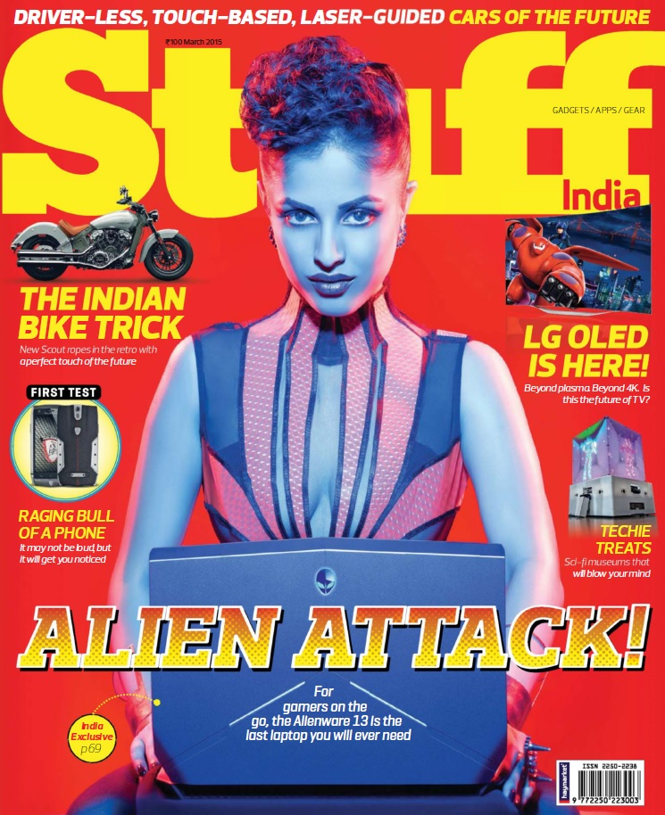 Stuff India - March 2015 free download