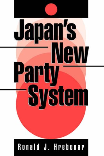 Japan's New Party System free download