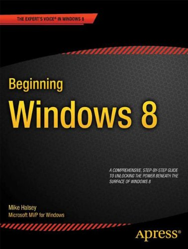 Beginning Windows 8 free download