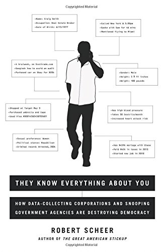 They Know Everything About You: How Data-Collecting Corporations and Snooping Government Agencies Are Destroying Democracy free download