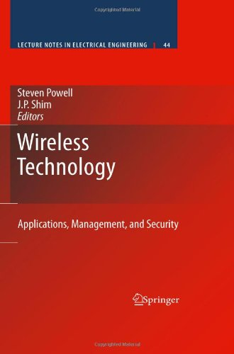 Wireless Technology: Applications, Management, and Security (Lecture Notes in Electrical Engineering) free download