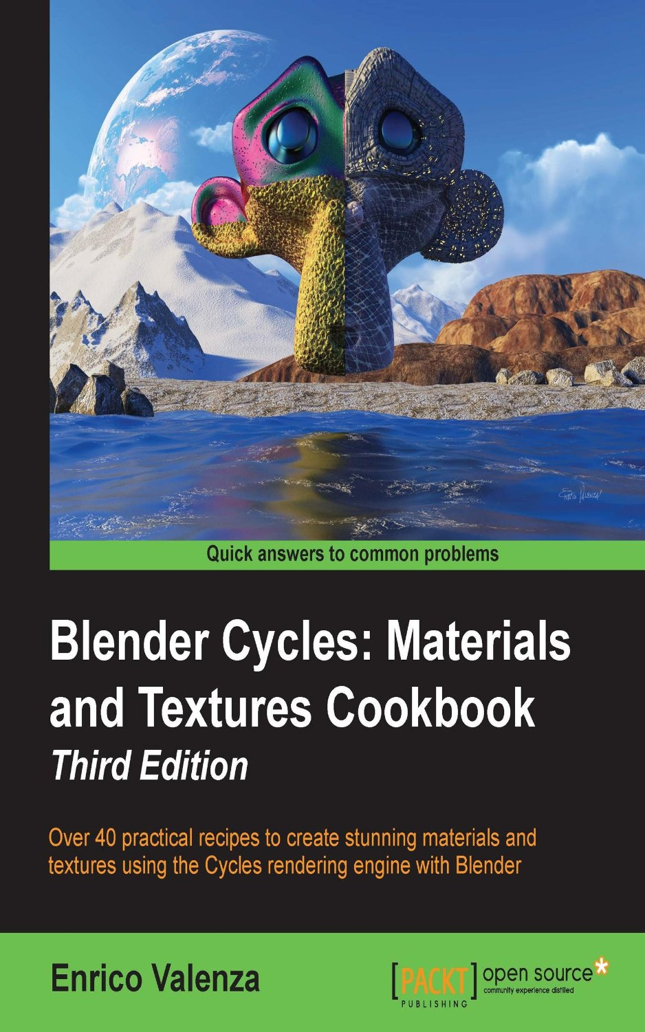 Blender Cycles: Materials and Textures Cookbook, Third Edition free download