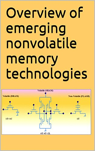 Overview of emerging nonvolatile memory technologies free download