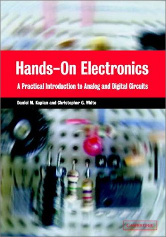 Hands-On Electronics: A Practical Introduction to Analog and Digital Circuits free download