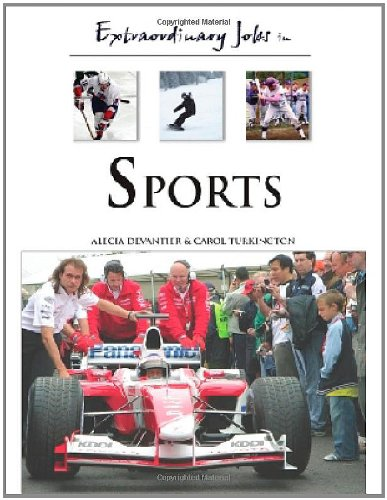 Extraordinary Jobs in Sports free download