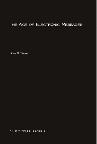 The Age of Electronic Messages free download