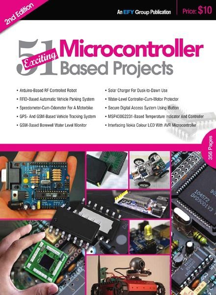 Microcontroller 51 Based Projects free download