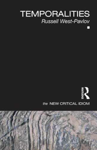 Temporalities (The New Critical Idiom) free download