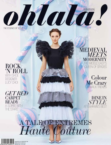 Ohlala Bahrain - March 2015 free download