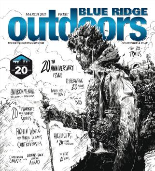 Blue Ridge Outdoors - March 2015 free download
