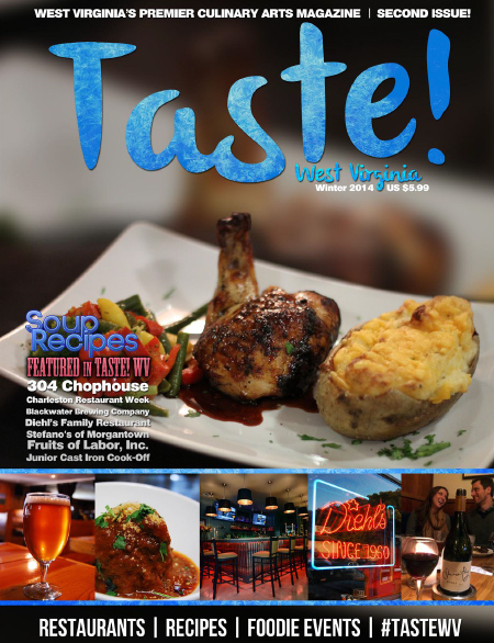 Taste! West Virginia - Winter 2014 free download