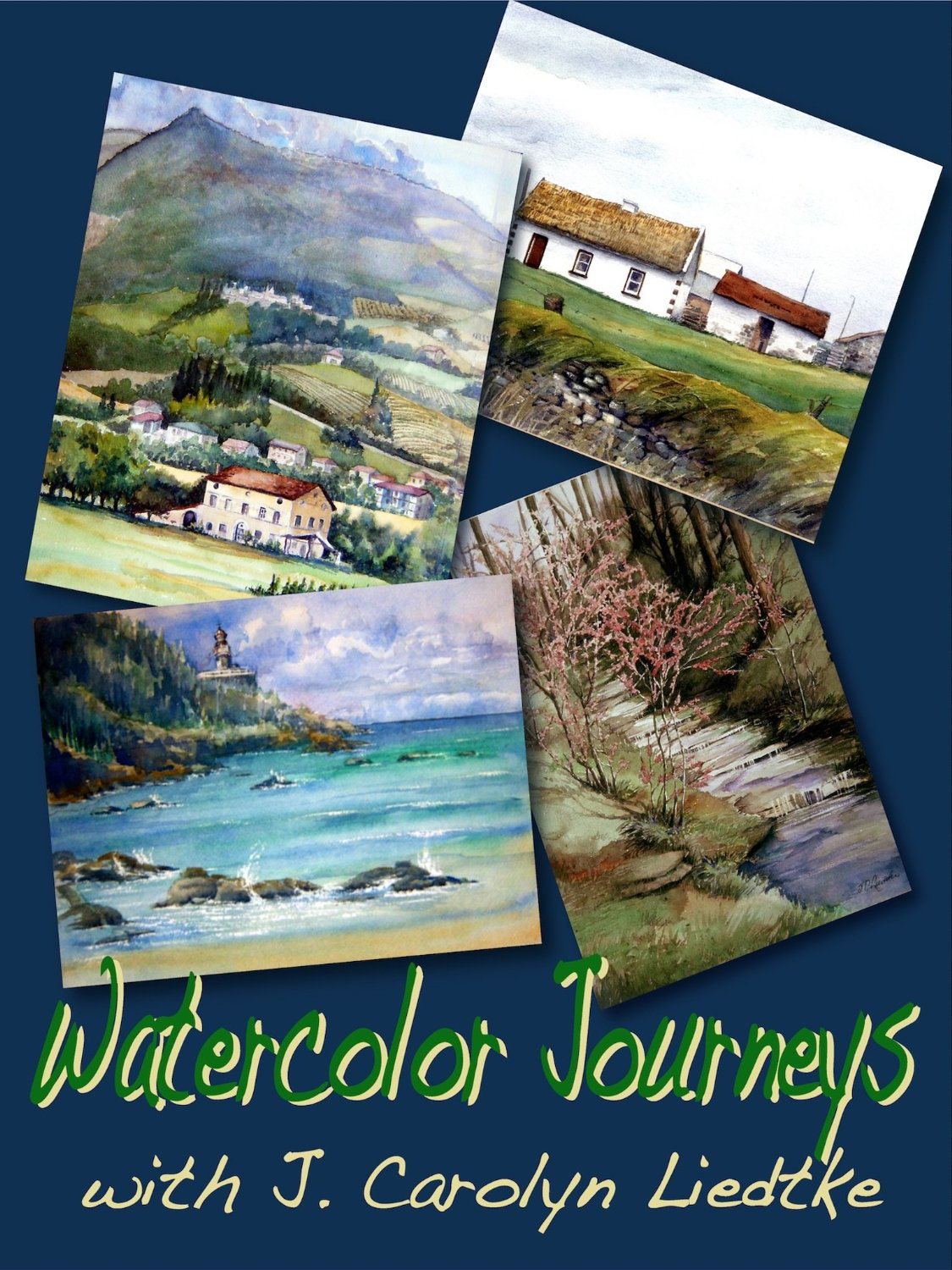 Watercolor Journeys free download