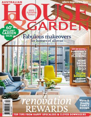 Australian House & Garden - April 2015 free download