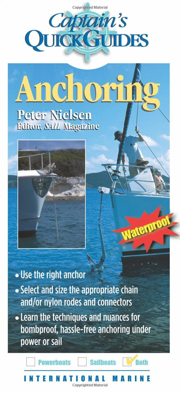 Anchoring: A Captain's Quick Guide (Captain's Quick Guides) free download