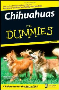 Chihuahuas For Dummies free download