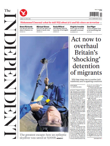 The Independent March 03 2015 free download