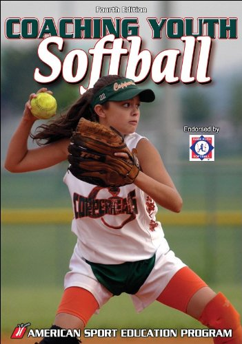 Coaching Youth Softball, Fourth Edition free download