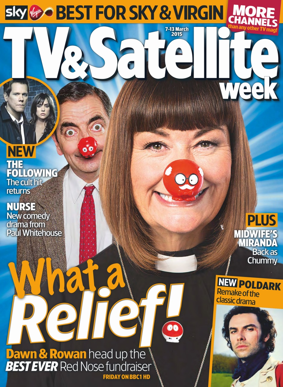 TV & Satellite Week - 7 March 2015 free download