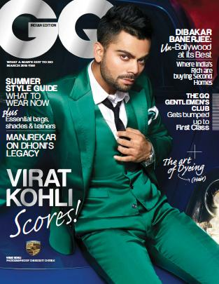 GQ India - March 2015 free download