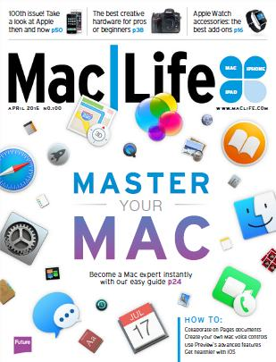 MacLife - April 2015 free download