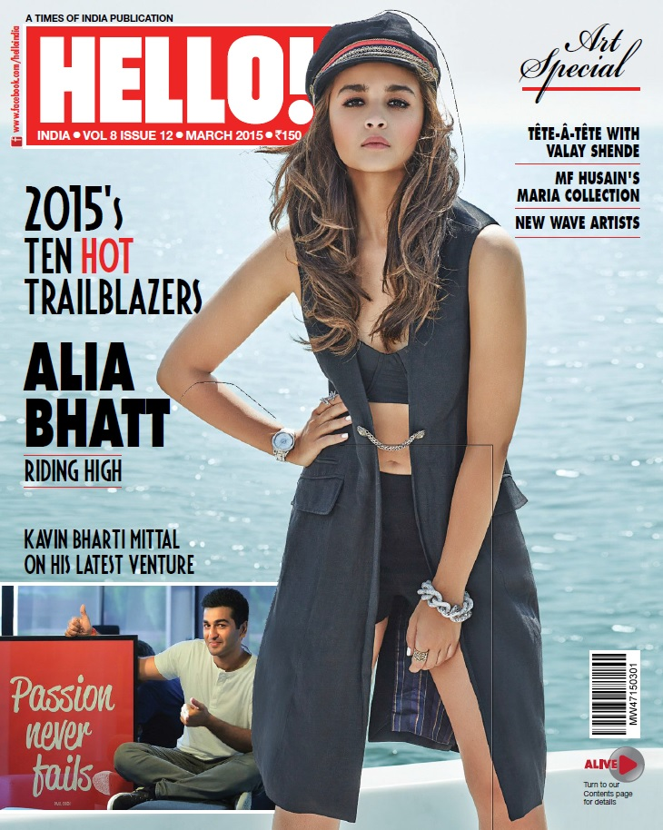 Hello! India - March 2015 free download
