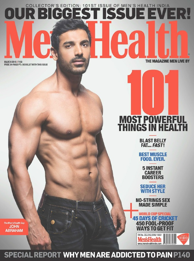 Men's Health India - March 2015 free download